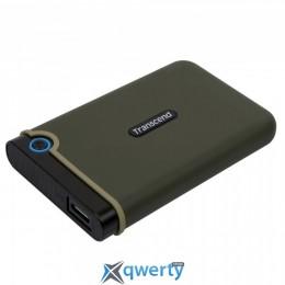 HDD ext 2.5 1.0TB 5400rpm USB3.0 Transcend StoreJet 25M3E Green (TS1TSJ25M3E)