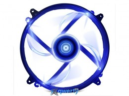 NZXT FZ 200 мм Blue LED Airflow Fan  (RF-FZ20S-U1)