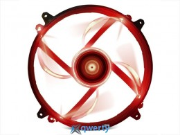 NZXT FZ 200 мм Red LED Airflow Fan (RF-FZ20S-R1) купить в Одессе
