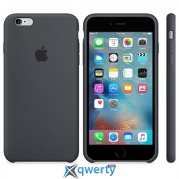 Чехол Original silicone case for iPhone 6 Plus/6S Plus Space Gray