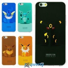 Чехол Pokemon Soft touch iPhone 6/6s