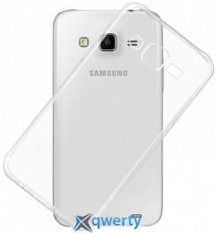 J5 Samsung white Ultrathin TPU 0.3 mm cover case