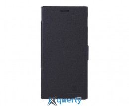 Чехол Nillkin Lenovo K900 - Fresh Series Leather Case Black