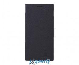 Чехол Nillkin Lenovo K900 - Fresh Series Leather Case Black купить в Одессе