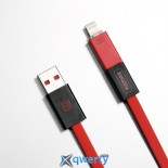Кабель Remax USB Shadow Magnet RC-026t Combo Lightning/microUSB, 1м