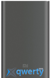 ЗУ XIAOMI Mi Power Bank 2 10000 mAh QC2.0 (2.4A, 1USB) (PLM02ZM) Black (VXN4176CN)