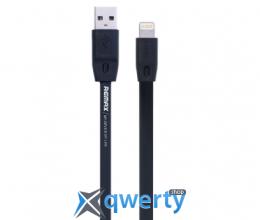 USB кабель Remax Quick Lightning, 1.0м black