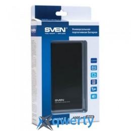 Внешний аккумулятор Power Bank SVEN MP-4017