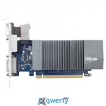 ASUS GeForce GT 710 1GB GDDR5 32-bit (954/5012) (DVI, HDMI, D-SubA) Silent LP w/brackets (GT710-SL-1GD5-BRK)