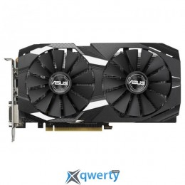 Asus PCI-Ex GeForce GTX 1050 Ti Expedition OC 4GB GDDR5 (128bit) (1341/7008) (DVI, HDMI, DisplayPort) (GTX1050TI-DC2O4G)