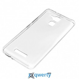 ZenFon 2 white, Asus Ultrathin TPU 0.3 mm cover case