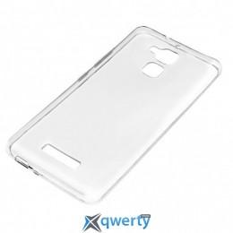 ZenFon 2 white, Asus Ultrathin TPU 0.3 mm cover case