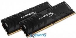 Kingston DDR4-3600 16384MB PC4-28800 (2x8192) HyperX Predator Black (HX436C17PB3K2/16)