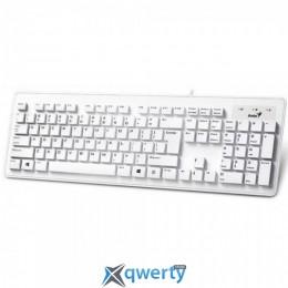 Genius SlimStar 130 White USB Rus