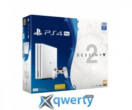 Sony Playstation PRO 1TB White + Destiny 2 Premium