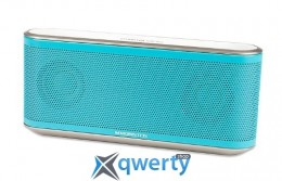 Monster® ClarityHD Micro Bluetooth Speaker Interchangeable Grills - Blue