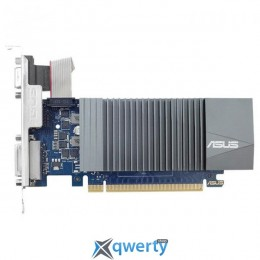 Asus PCI-Ex GeForce GT 710 1GB GDDR5 (32bit) (954/5012) (VGA, DVI, HDMI) (GT710-SL-1GD5)