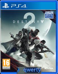 Destiny 2 PS4 (русская версия)
