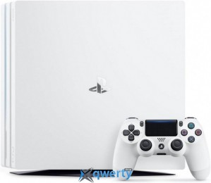 Sony Playstation PRO 1TB White