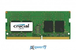 Micron Crucial SO-DIMM DDR4-2400MHz 16GB PC4-19200 (CT16G4SFD824A)