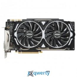 MSI PCI-Ex GeForce GTX 1080 Ti Armor 11GB GDDR5X (352bit) (1480/11016) (DVI, 2 x HDMI, 2 x DisplayPort) (GTX 1080 Ti ARMOR 11G)