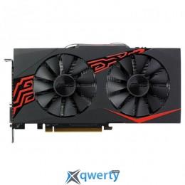 Asus PCI-Ex Radeon RX570 Expedition 4GB GDDR5 (256bit) (1244/7000) (DVI, HDMI, DisplayPort) (EX-RX570-4G)