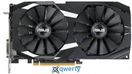 Asus PCI-Ex Radeon RX580 DUAL 4GB GDDR5 (256bit) (1340/7000) (DVI, 2xHDMI, 2xDisplayPort) (DUAL-RX580-4G)