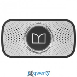 Monster® Superstar™ High Definition Bluetooth Speaker - Grey