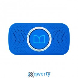 Monster® Superstar™ High Definition Bluetooth Speaker - Neon Blue