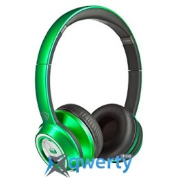 Monster® NCredible NTune On-Ear Candy Green/Candy Lime Green купить в Одессе