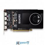HP Quadro P2000 5GB GDDR5 (160-bit) PCI-Ex (4 x DisplayPort) (1ME41AA)
