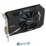 MSI GeForce GTX 1050 Ti 4GB GDDR5 (128-bit) Aero ITX OC (1341/7008)(GTX 1050 TI AERO ITX 4G OCV1)