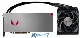 Gigabyte AMD Radeon RX VEGA 64 8GB HBM2 Watercooling (2048bit) (1406/1677) (HDMI, 3x DisplayPort) (GV-RXVEGA64X W-8GD-B купить в Одессе