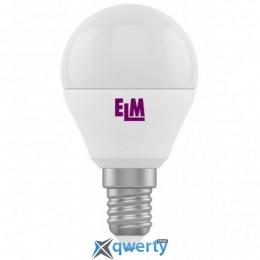 ELM Led сфера 6W PA11 E14 4000 D45(18-0014)