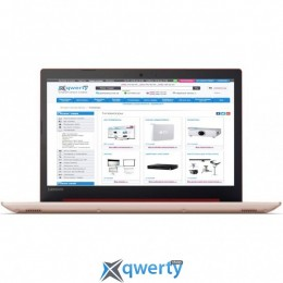 Lenovo IdeaPad 320-15IKB (80XL02QURA) Coral Red