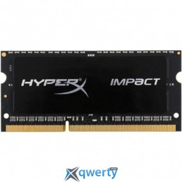 KINGSTON HyperX Impact SO-DIMM DDR3L 1866MHz 8GB PC3-14900 (HX318LS11IB/8)