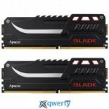 APACER BLADE SERIES DDR4 16GB (2x8GB) 2800MHz PC4-22400 (EK.16GAW.GFBK2)