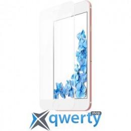 Baseus 0.2mm silk screen printed full-screen protector For iPhone 7 White (SGAPIPH7-ASL02)