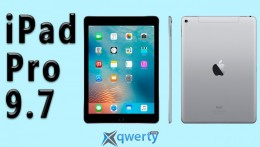Apple iPad 9,7 (2017) / PRO 9,7 / Air 2 (0,26mm, закругленные края)