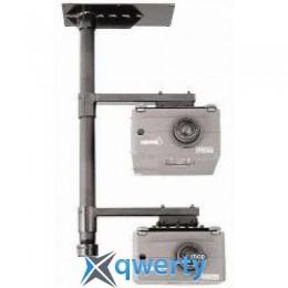 Потолочный стакер для проекторов Chief LCD2C Черный
