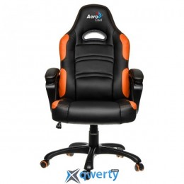 Aerocool AC80C-BO Black-Orange (ACGC-1001001.E1) + подушка под шею (61357)