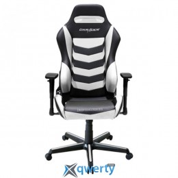 DXRacer Drifting OH/DM166/NW Black-White