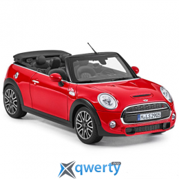Модель автомобиля MINI Convertible 2016 Miniature Die Cast Model Car Toy Red 80432405583