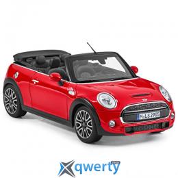 Модель автомобиля MINI Convertible 2016 Miniature Die Cast Model Car Toy Red 80432405583