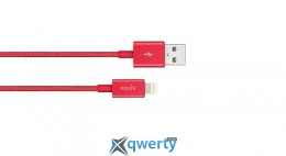 Moshi Integra Lightning to USB Cable Crimson Red (1.2 m)