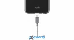 Moshi Integra USB-C to USB Cable Titanium Gray (1.5 m)
