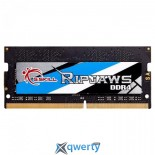 G.SKILL Ripjaws SO-DIMM DDR4-3000 8GB PC4-24000 (F4-3000C16S-8GRS)
