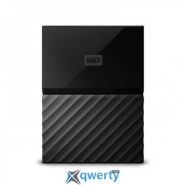 WD 2.5 USB 3.0 1TB My Passport Black (WDBYNN0010BBK-WESN)