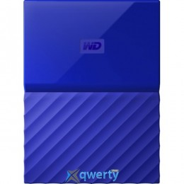 WD 2.5 USB 3.0 1TB My Passport Blue (WDBYNN0010BBL-WESN) купить в Одессе