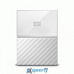 WD 2.5 USB 3.0 2TB My Passport White (WDBYFT0020BWT-WESN)